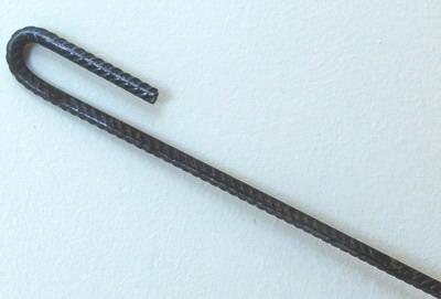 Анкер для георешетки металлический А12-800 L 800мм  12мм