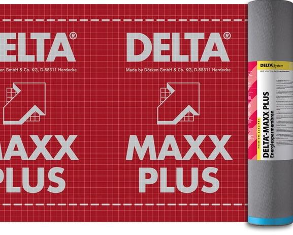 Гидроизоляционная пленка DELTA MAXX PLUS