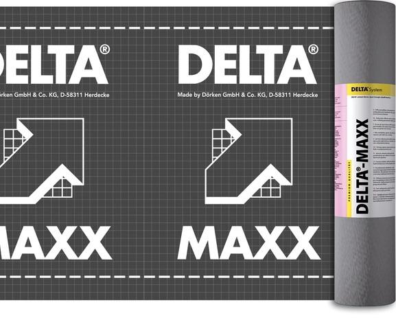 Гидроизоляционная пленка DELTA MAXX