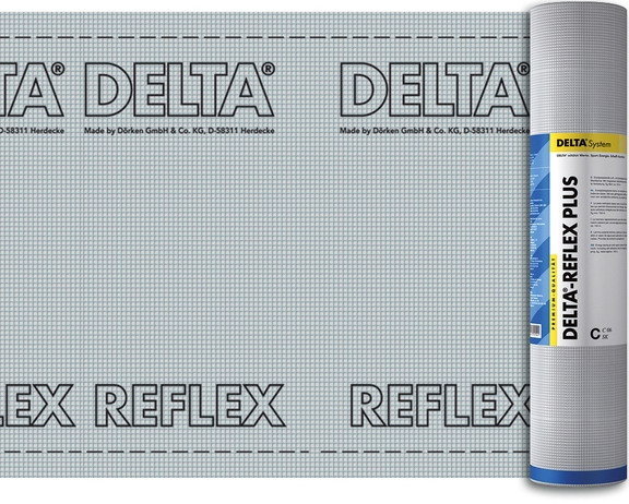 Пароизоляционная пленка DELTA REFLEX