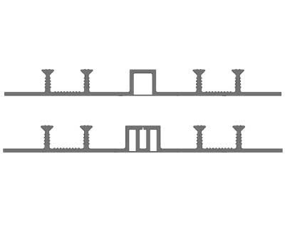 Гидрошпонка «Аквастоп» ДОМ-320/40-4/30 ПВХ-П