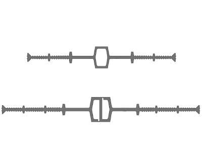 Гидрошпонка «Аквастоп» ДВ-240/20 ПВХ-П