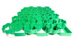 Газонная решетка (зеленая)