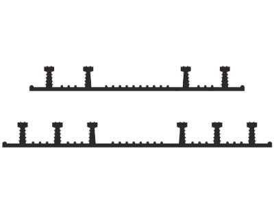 Гидрошпонка «Аквастоп» XО-220-4/25 EPDM