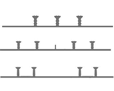 Гидрошпонка «Аквастоп» ХОМ-200-3/20 ПВХ-П