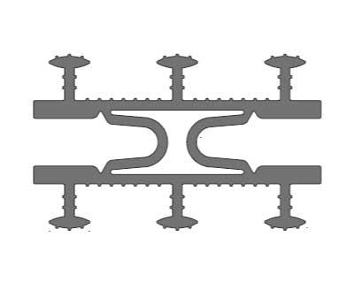 Гидрошпонка «Аквастоп» ТАРАКАН-120