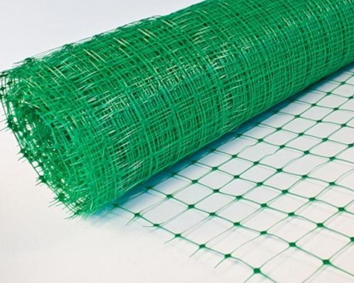 Сетка ОП 45 green 1.5×50 для ограждения зеленая
